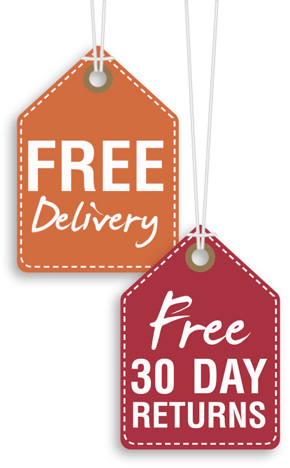 FREE Delivery and FREE Returns
