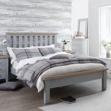 Oak Bedroom Furniture Painted Or, White Oak Bedroom Furniture Uk