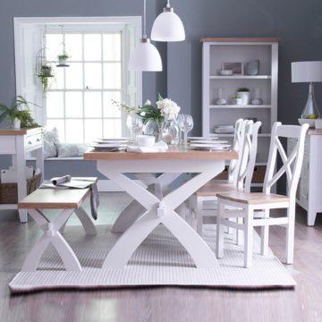 Oak Dining Room Furniture Free Delivery Returns Oak World