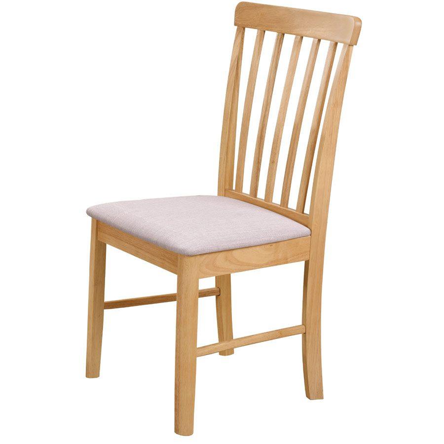 225 & Alston Oak Dining Chair